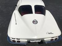 1963 Chevrolet Corvette Sting Ray Split Window