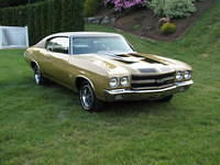 1970 Chevrolet Chevelle SS 396 Matching Numbers Sold!