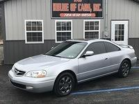 2001 Acura CL With ONLY 59,800 Miles