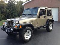 2004 Jeep Wrangler Rubicon 4x4 SOLD!!