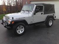 2005 Jeep Wrangler LJ Rubicon Unlimited SOLD!