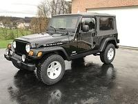 2006 Jeep Wrangler LJ Rubicon Unlimited Only 38,500 Miles