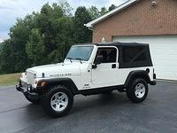 2006 Jeep Wrangler LJ Rubicon Unlimited SOLD!!
