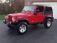 2006 Jeep Wrangler Rubicon 4x4 Sold!!