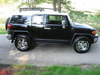 2008 Toyota FJ Cruiser 4x4 with 9,000 Miles SOLD!