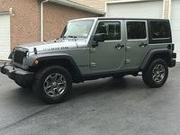 2014 Jeep Wrangler Unlimited Rubicon 4x4 SOLD!