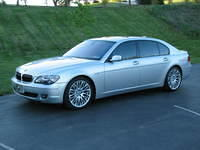 2007 BMW 750Li Loaded with 4,800 Miles SOLD!!