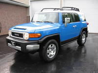 2007 Toyota FJ Cruiser 4x4 SOLD!