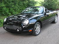 2005 Ford Thunderbird 50th Anniversary Convertible 4,600 Miles SOLD!!