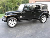 2007 Jeep Wrangler Unlimited Sahara 4x4 SOLD!